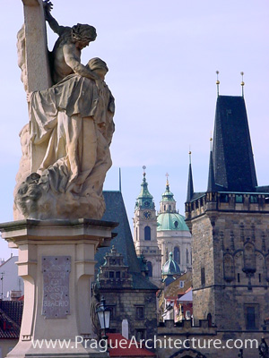 Photograph of Charles Bridge