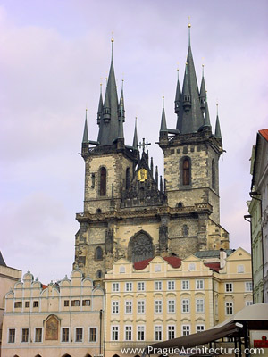 Photo of Church of Our Lady Before Týn in Prague, Hlavni Město Praha